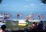 Táborhelyszínek, Balatonföldvár Panzió és Tábor, strand