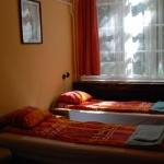 Táborhelyszínek, Balatonföldvár Panzió és Tábor, szoba
