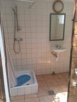 Táborhelyszínek, Siófok Üdülő és Tábor, bungaló fürdőszoba