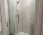Táborhelyszín, Pálköve Apartman Tábor, zuhanyzó