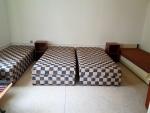 Táborhelyszín, Pilismarót Ifjúsági Tábor, üdülőház szoba