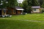 Táborhelyszín, Pilismarót Ifjúsági Tábor, faházak