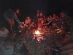 Táborhelyszín, Pilismarót Ifjúsági Tábor, tábortűz