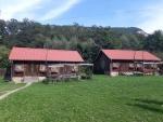 Táborhelyszínek, Katalinpuszta Ifjúsági Tábor, faházak