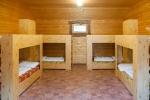 Táborhelyszínek, Katalinpuszta Ifjúsági Tábor, szállás szoba