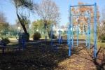 Táborhelyszínek, Velence Ifjúsági Tábor, játszótér
