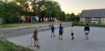 Táborhelyszínek Kőröshegy Ifjúsági Tábor sportpálya 2021